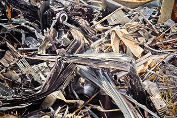 Ellwin Ophaling - Ophalen oude metalen